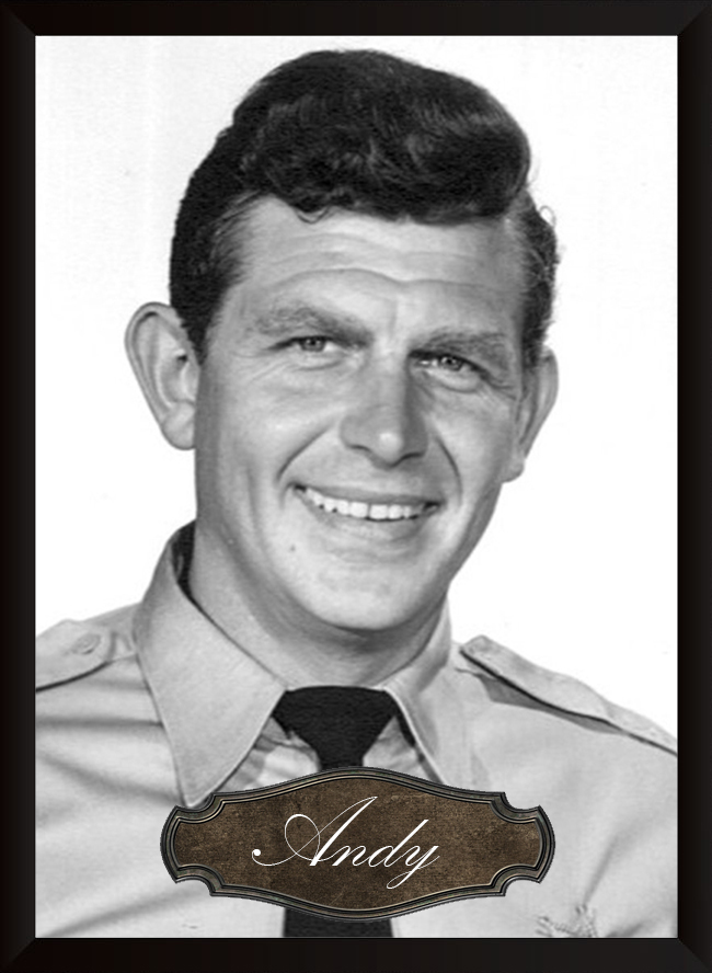 The Andy Griffith Show - Andy