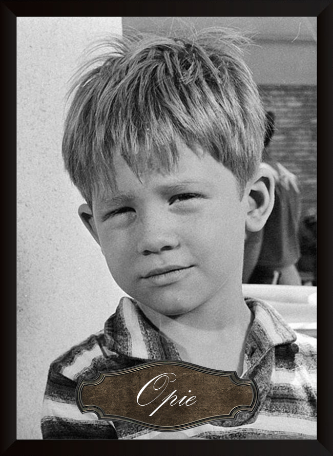 The Andy Griffith Show - Opie