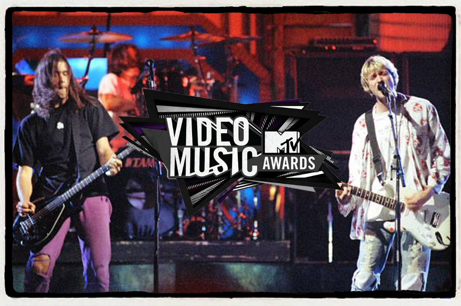 Nirvana no MTV Video Music Awards (Show)