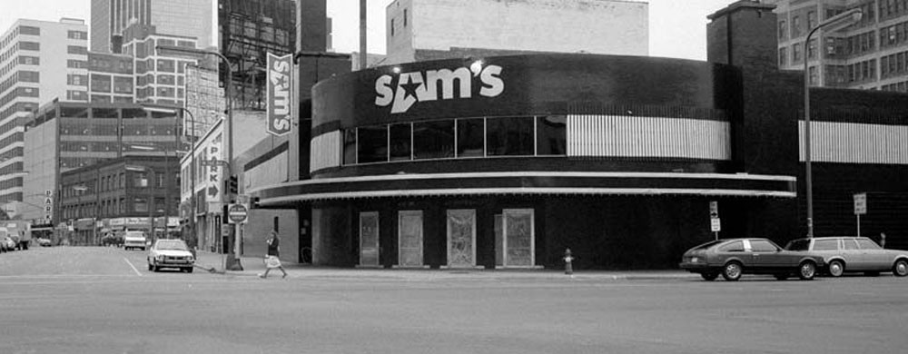 1979 Sam's - Nirvana no First Avenue Club