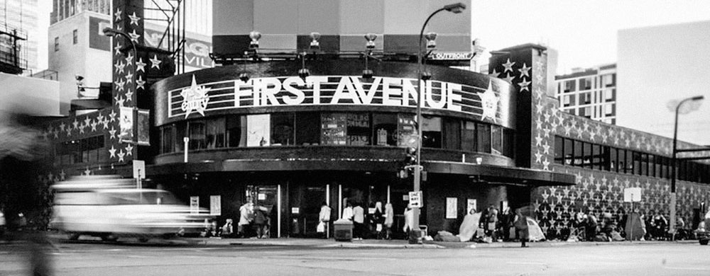2000's - Nirvana no First Avenue Club