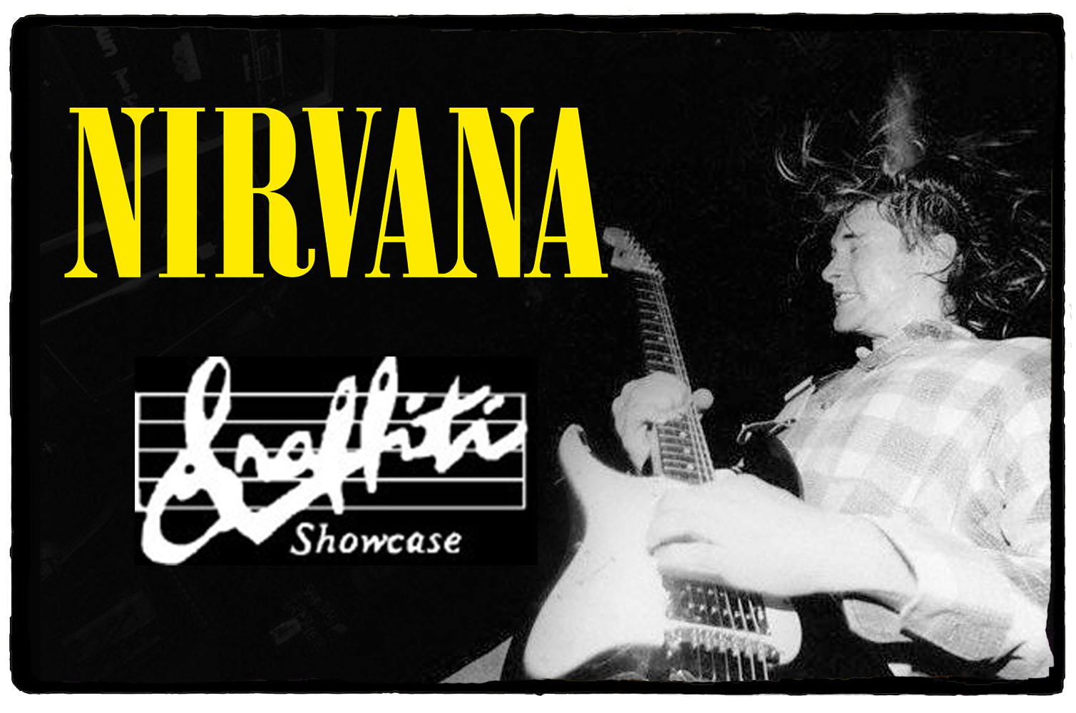Nirvana no Graffitti – 30 de Setembro de 1991