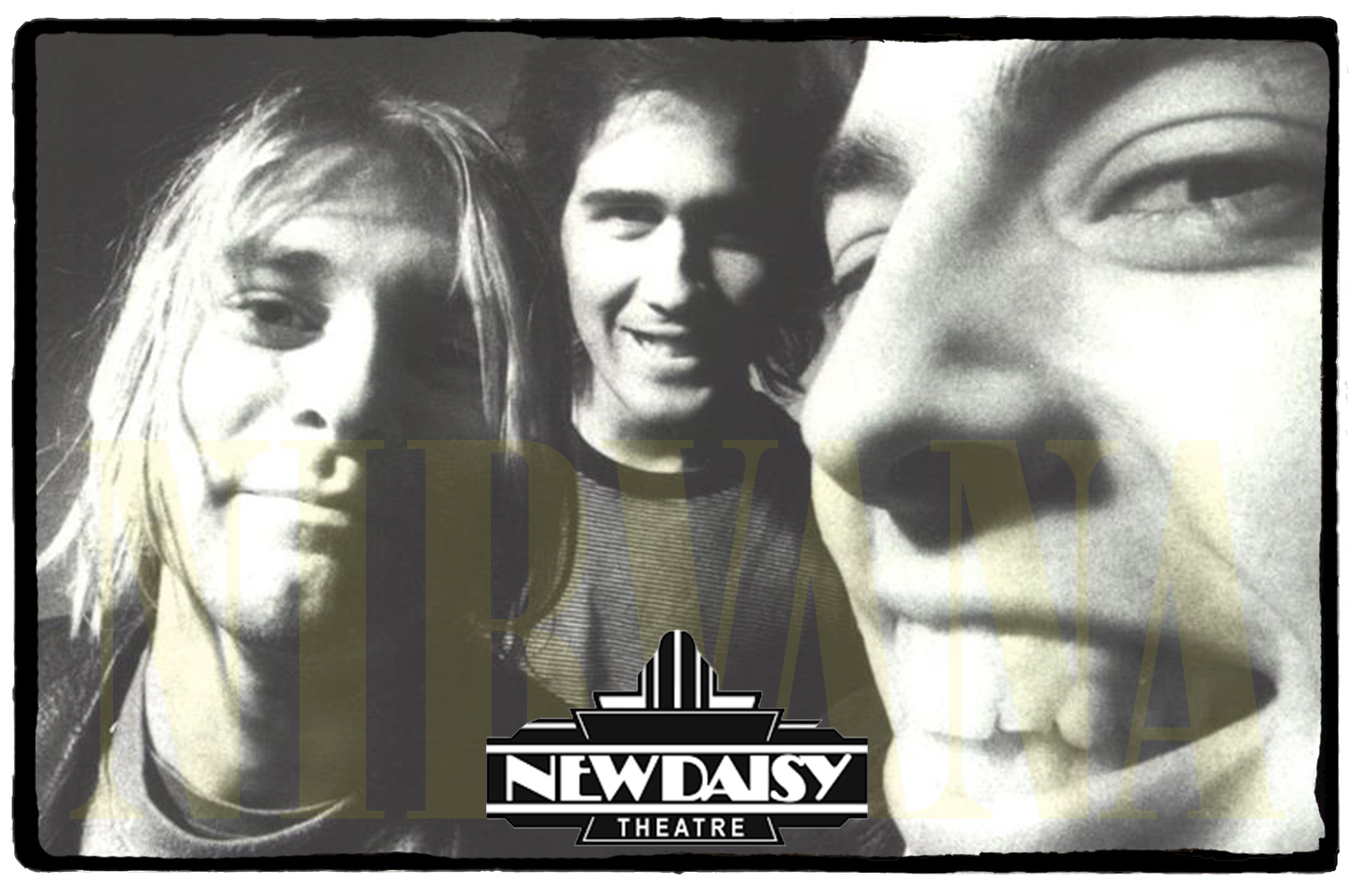Nirvana no New Daisy Theatre – 07 de Outubro de 1991