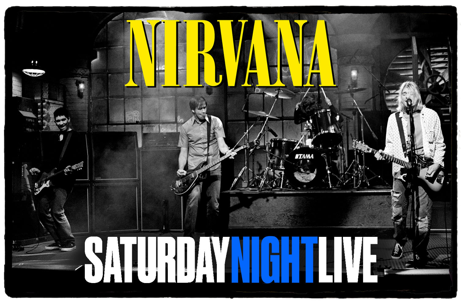 Nirvana no Saturday Night Live – 25 de Setembro de 1993