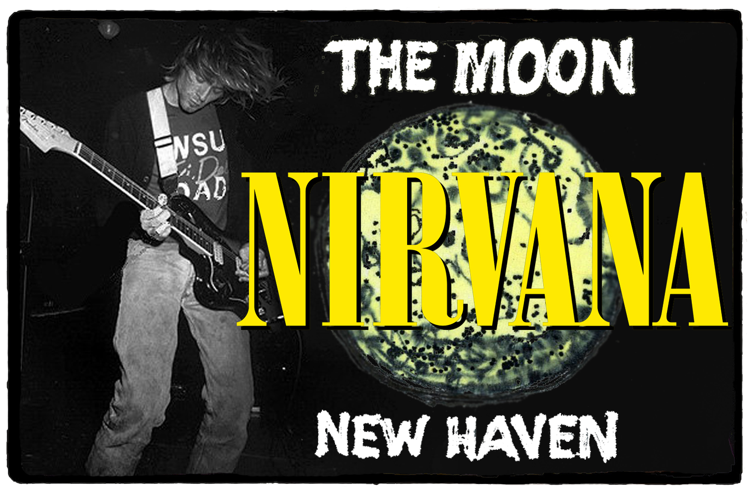 Nirvana no The Moon – 26 de Setembro de 1991
