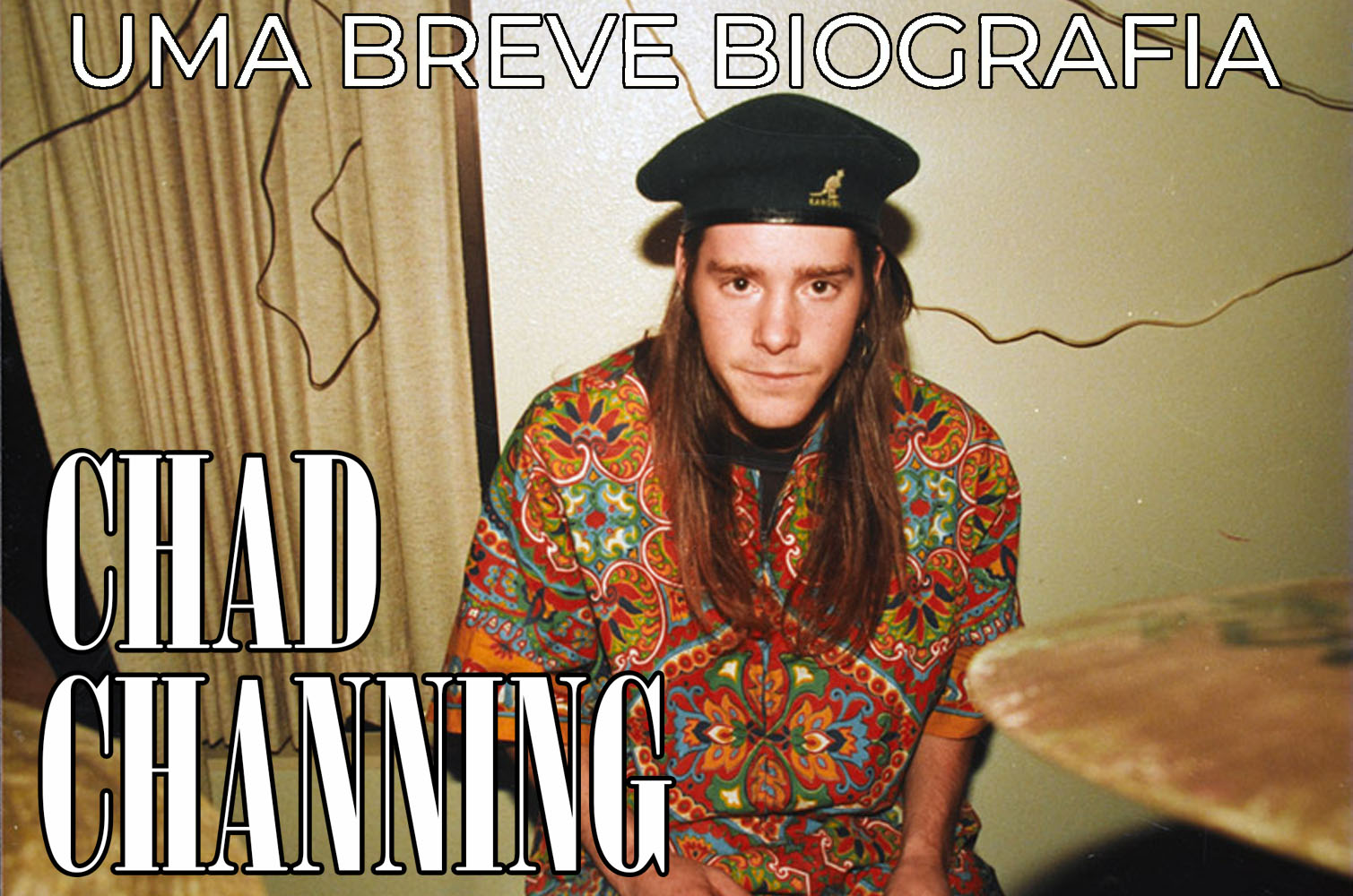 Biografia Chad Channing-site